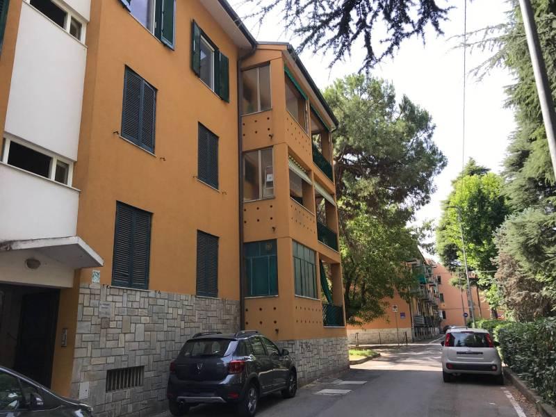 Borgo Panigale - Via Pontida