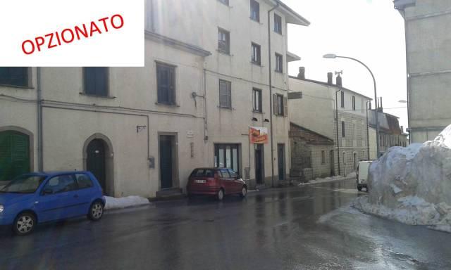 Casa indipendente in zona semi-centrale a Capracotta