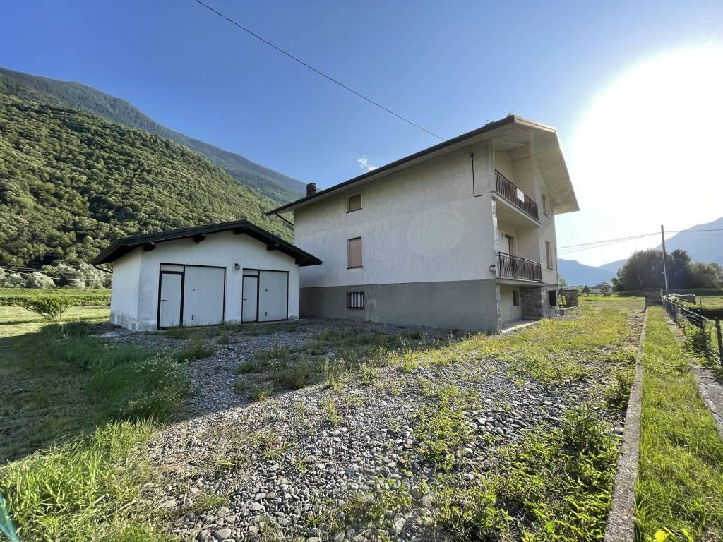 Soluzione Indipendente in vendita a Colorina, 4 locali, prezzo € 167.000 | PortaleAgenzieImmobiliari.it
