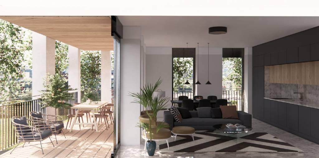 Appartamento in vendita a Milano, 2 locali, zona Quarto Oggiaro, Villapizzone, Certosa, Vialba, prezzo € 292.000 | PortaleAgenzieImmobiliari.it