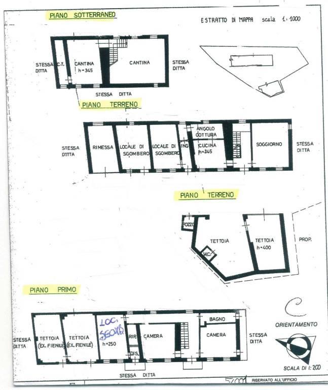 Rustico / Casale in vendita a Govone, 7 locali, prezzo € 125.000 | CambioCasa.it