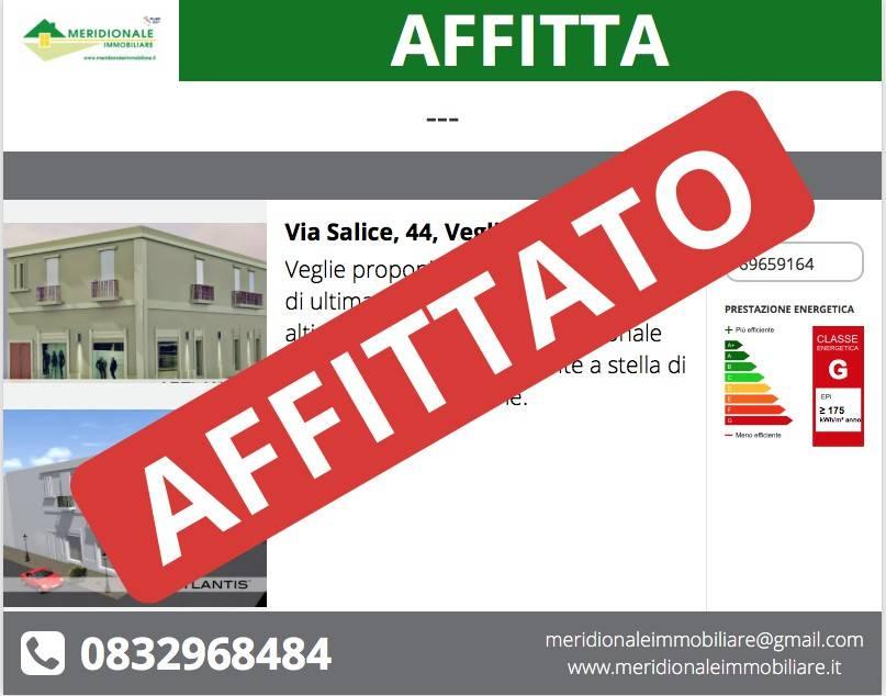 Negozio / Locale in affitto a Veglie, 3 locali, Trattative riservate   CambioCasa.it