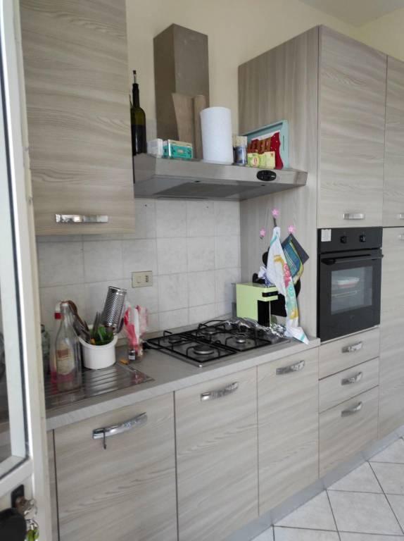 Appartamento in buone condizioni parzialmente arredato in affitto Rif. 7759070
