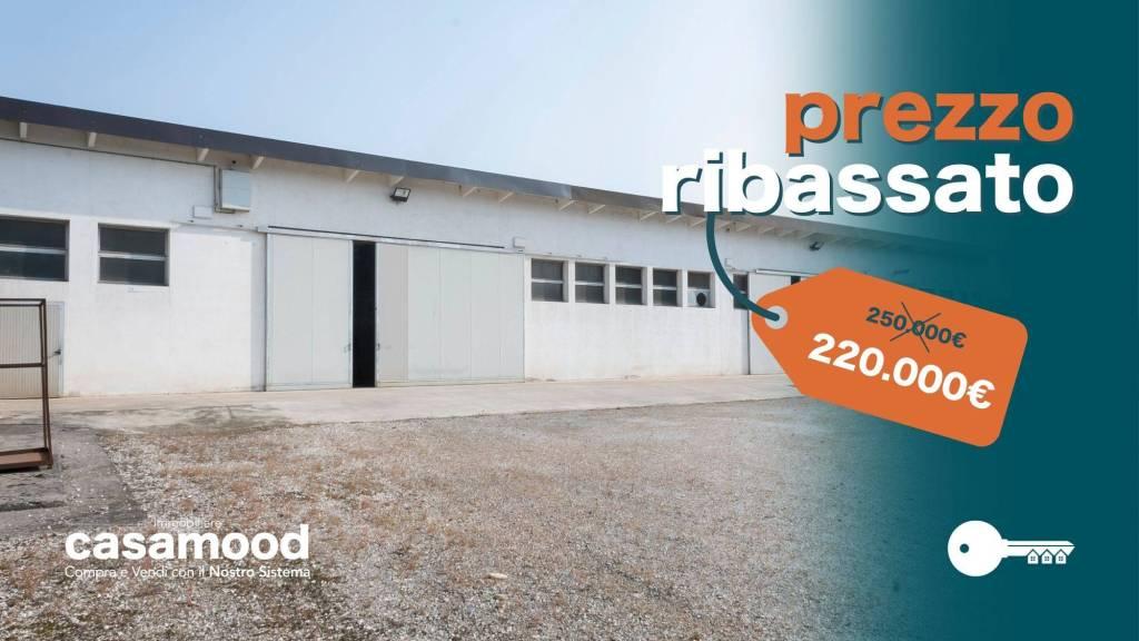 Capannone in vendita a Bagnolo Mella, 4 locali, prezzo € 250.000 | PortaleAgenzieImmobiliari.it