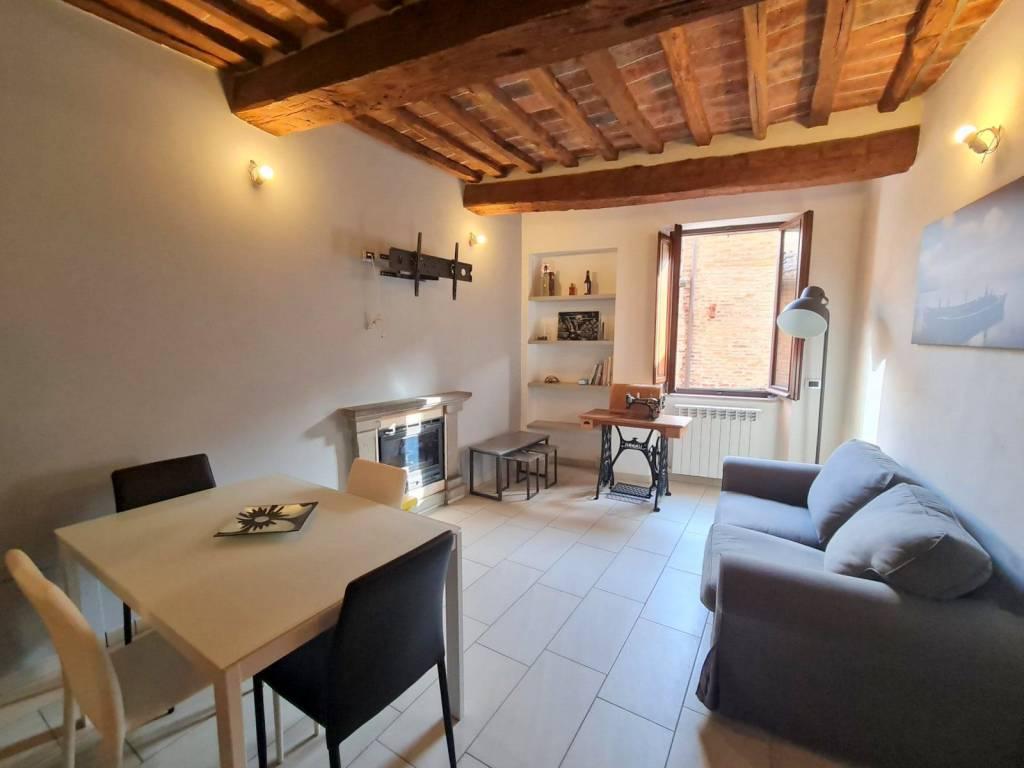Appartamento in Vendita a Citta' Della Pieve Centro:  4 locali, 60 mq  - Foto 1