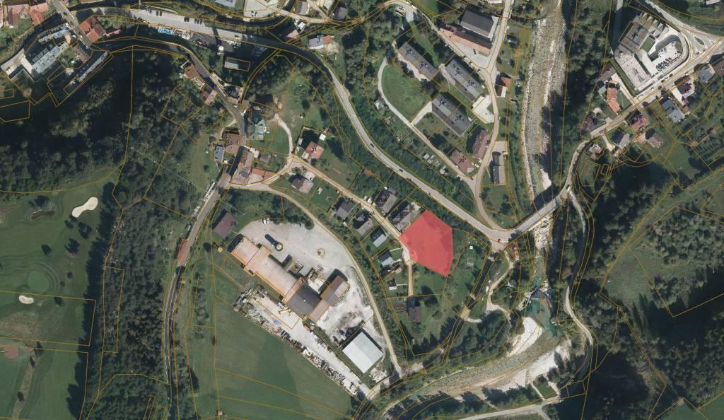 Terreno Edificabile Residenziale in vendita a Tarvisio, 9999 locali, prezzo € 550.000   CambioCasa.it