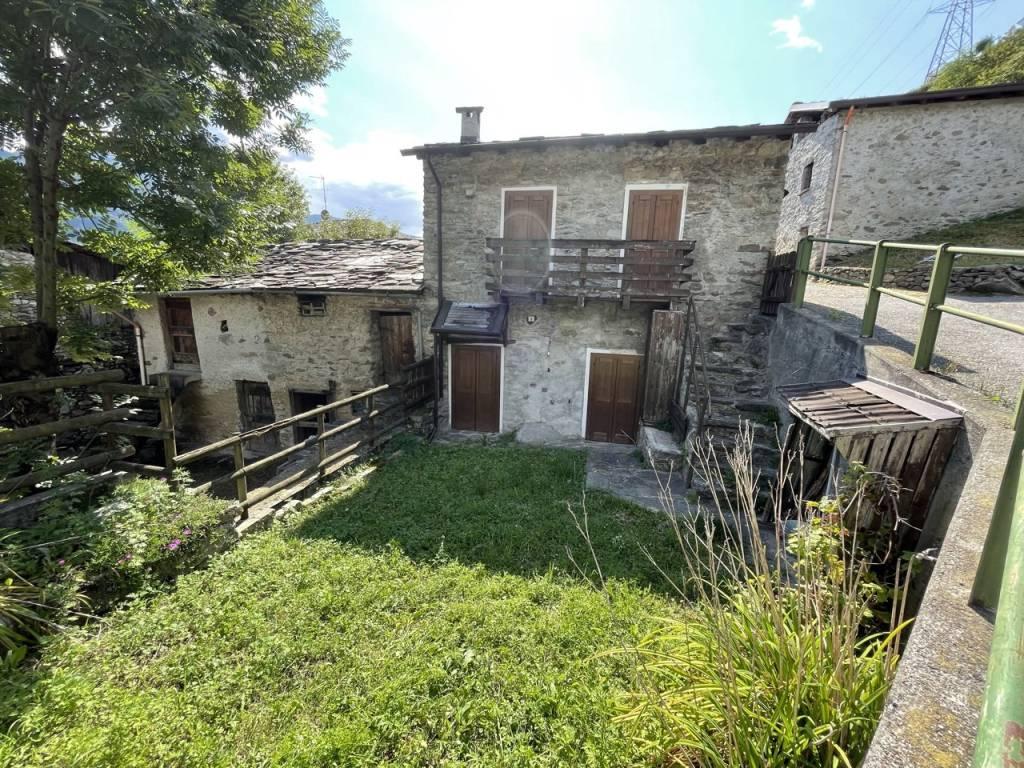 Soluzione Indipendente in vendita a Ardenno, 3 locali, prezzo € 67.000 | CambioCasa.it
