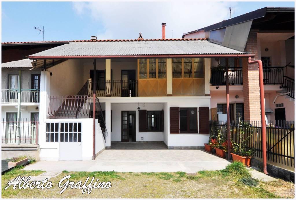 Appartamento in affitto a Bosconero, 2 locali, prezzo € 359 | CambioCasa.it