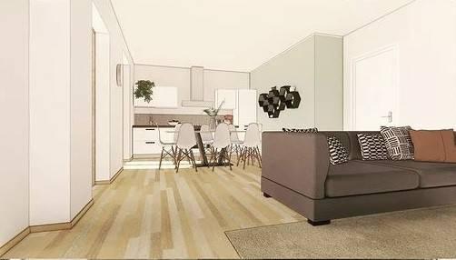 Appartamento in vendita a Bonate Sopra, 4 locali, prezzo € 250.000   PortaleAgenzieImmobiliari.it