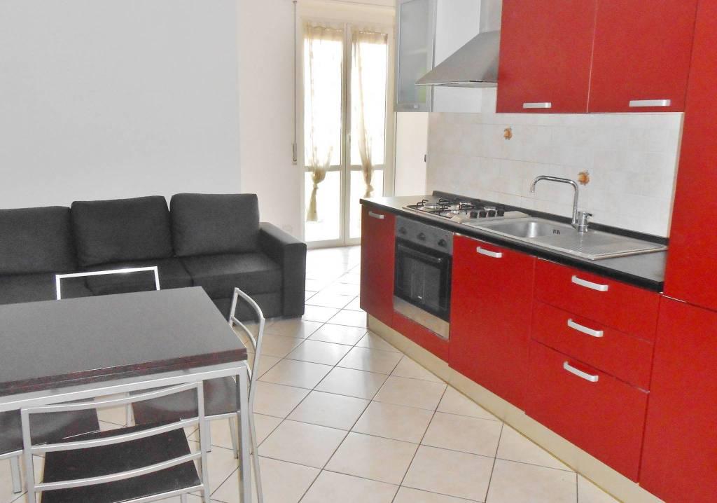 Appartamento in buone condizioni arredato in affitto Rif. 9232943