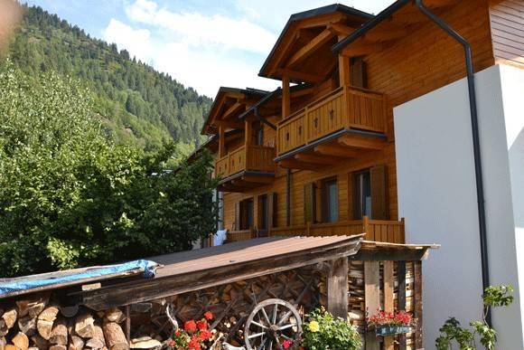 Rustico / Casale in buone condizioni arredato in affitto Rif. 4240031