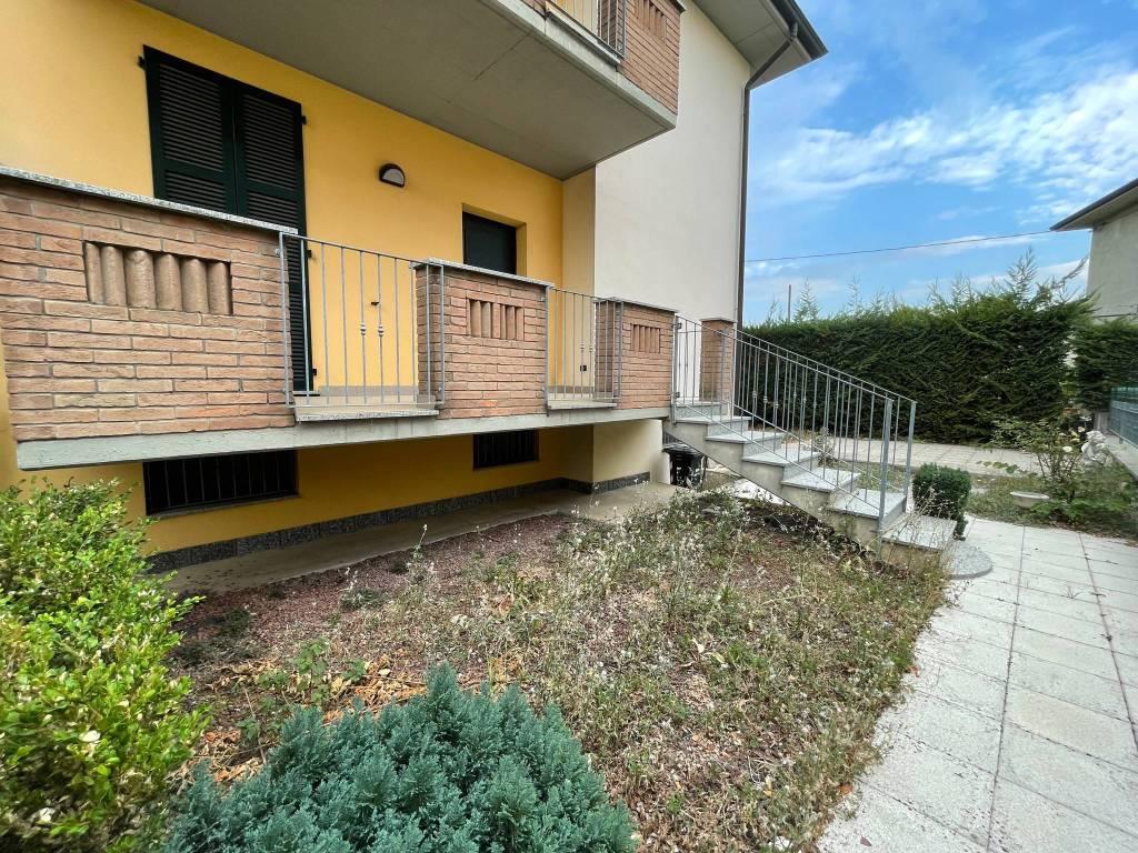 Appartamento in vendita a San Giorgio Piacentino, 4 locali, prezzo € 156.000 | CambioCasa.it