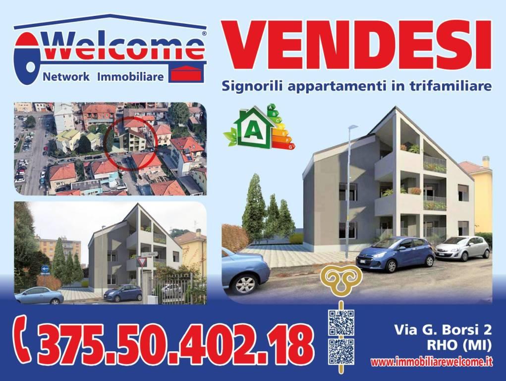 Appartamento in vendita a Rho, 3 locali, prezzo € 356.000 | PortaleAgenzieImmobiliari.it