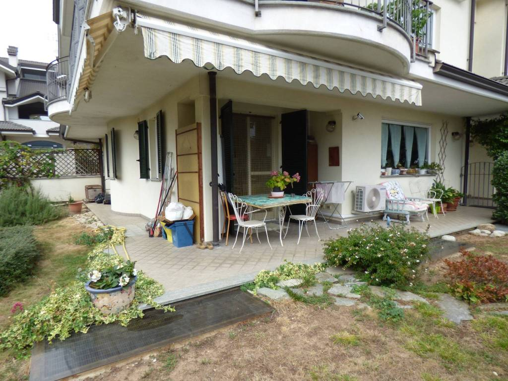 Borgo San Dalmazzo, NUDA PROPRIETà di PT con giardino via Adige