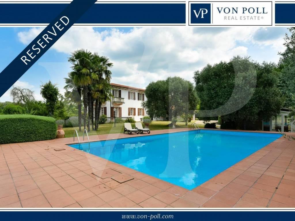 Villa in affitto a Sarego, 7 locali, prezzo € 3.000 | CambioCasa.it