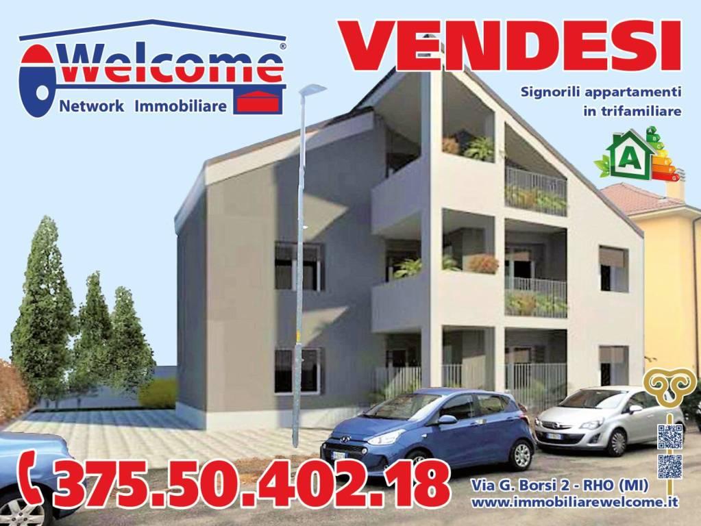 Appartamento in vendita a Rho, 2 locali, prezzo € 210.000 | PortaleAgenzieImmobiliari.it
