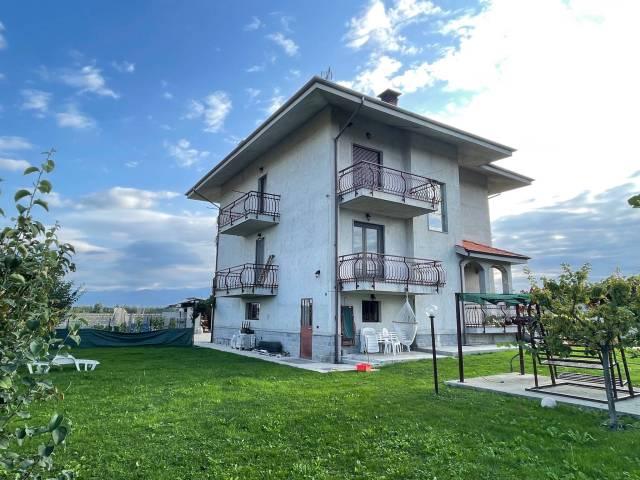 Villa in vendita a Sant'Albano Stura, 6 locali, prezzo € 220.000 | CambioCasa.it