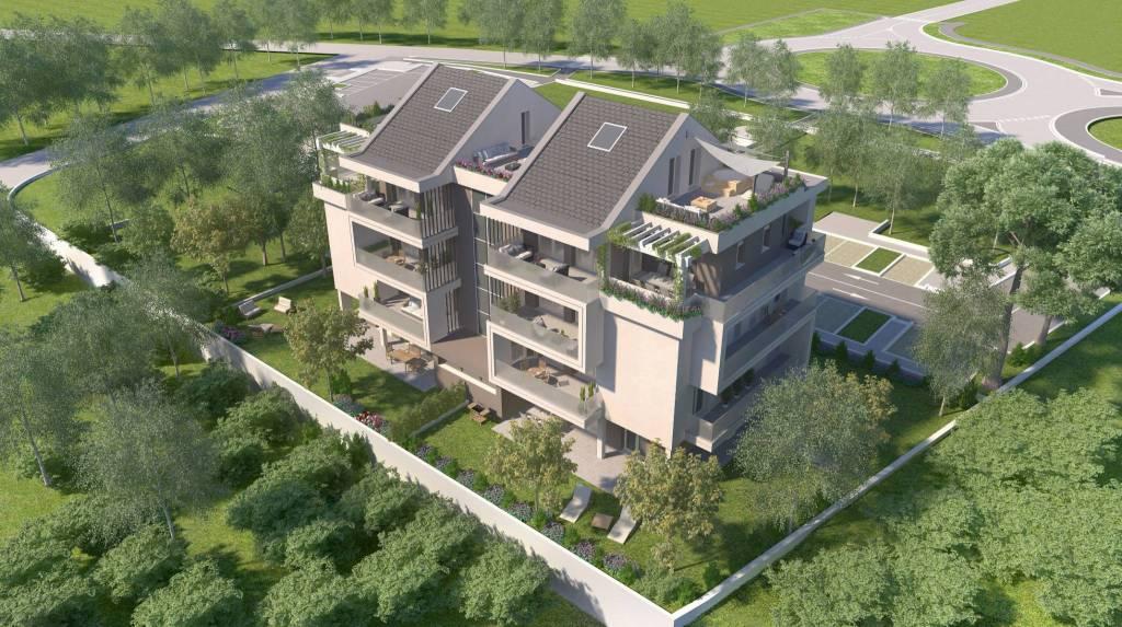 Appartamento in Vendita a Cesena Semicentro: 3 locali, 150 mq