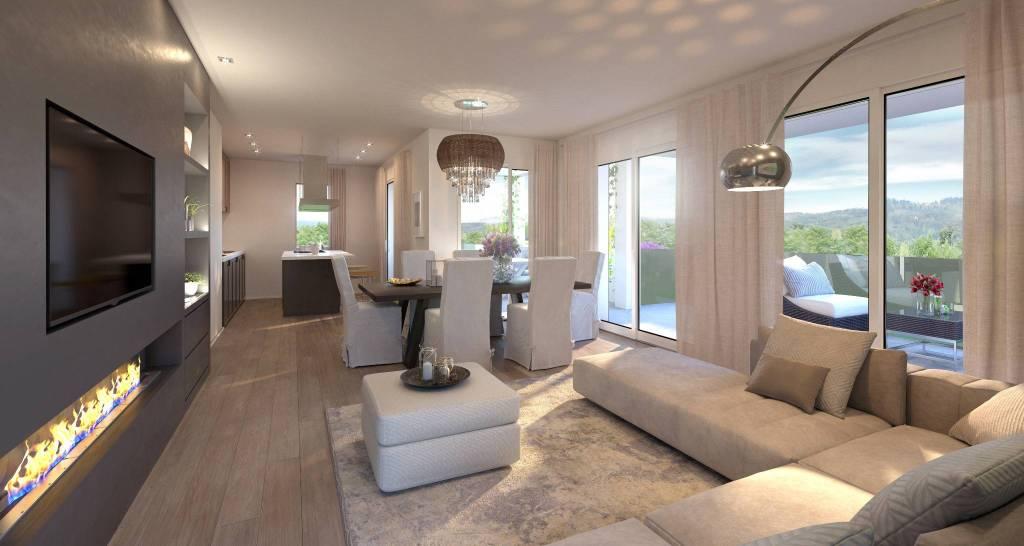Appartamento in Vendita a Cesena Semicentro: 4 locali, 137 mq