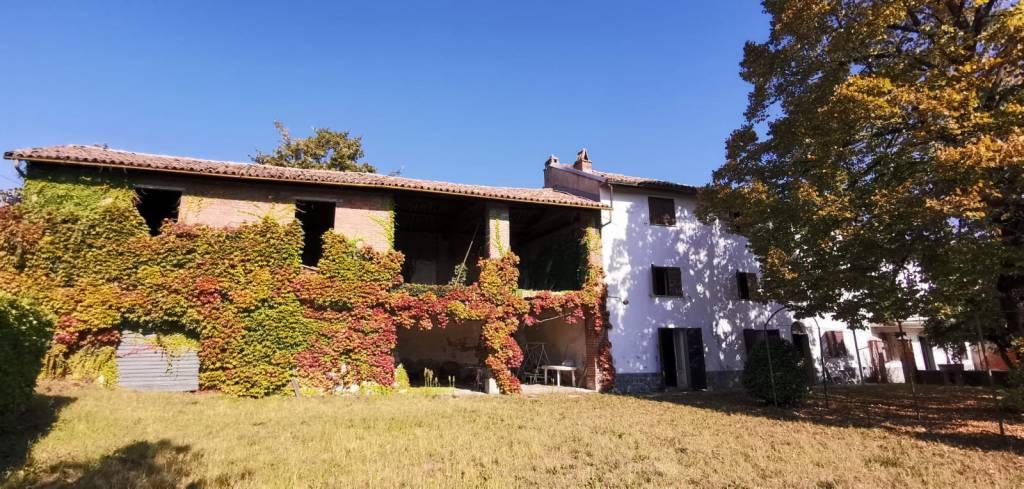 Rustico in vendita a Castelletto Molina (AT)