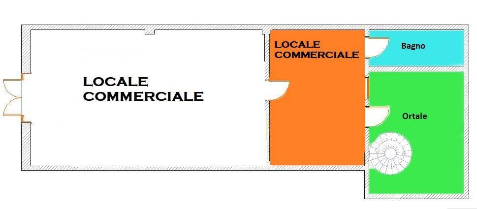 Attività commerciale in vendita Rif. 8948619