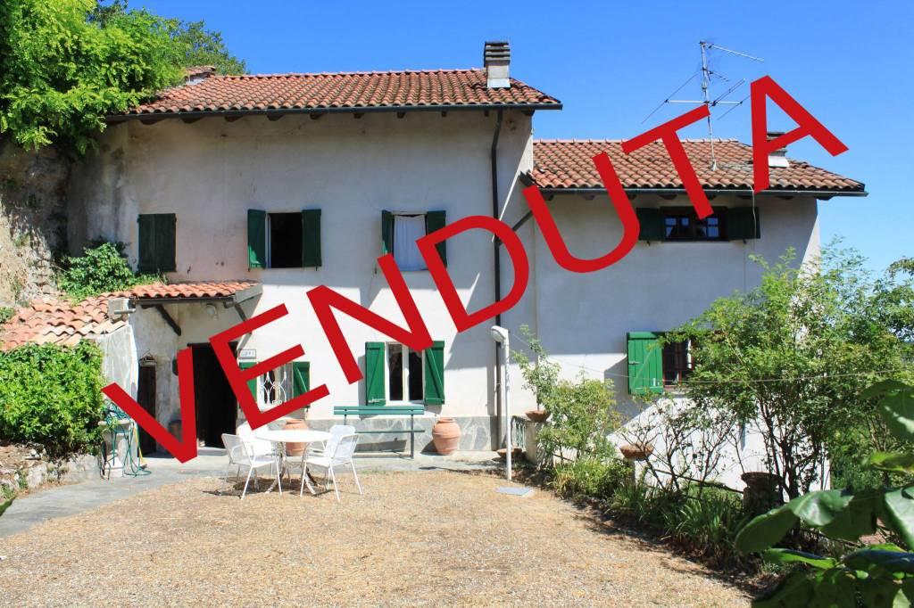 Soluzione Indipendente in vendita a Orsara Bormida, 7 locali, prezzo € 99.000 | CambioCasa.it