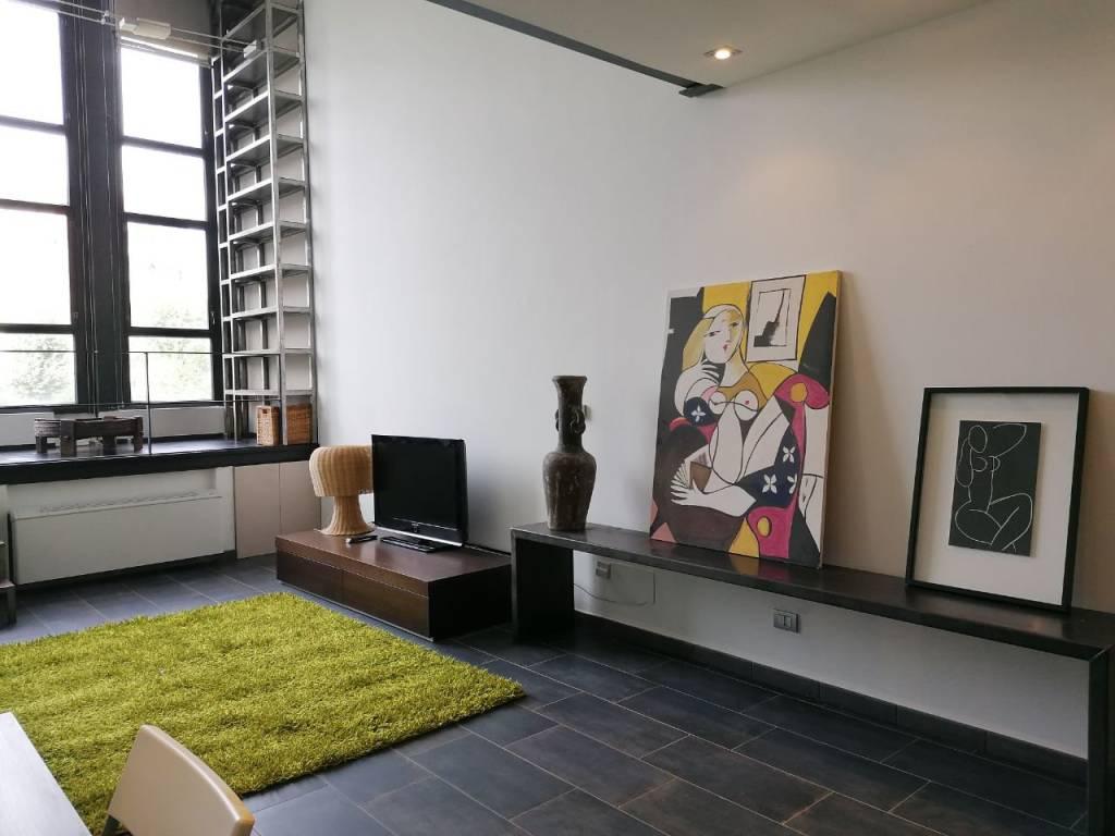 Foto 1 di Loft / Open space via Nole 57, Torino (zona Lucento, Vallette)
