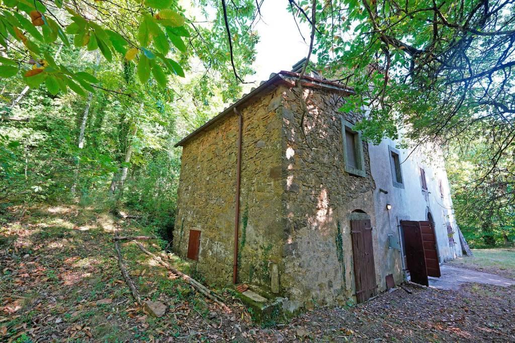 Toscana, Santa Fiora casa in vendita.