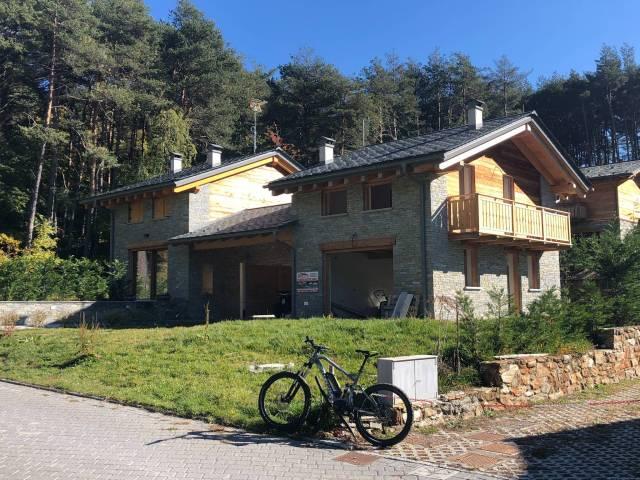 Villa quadrilocale in vendita a Civo (SO)