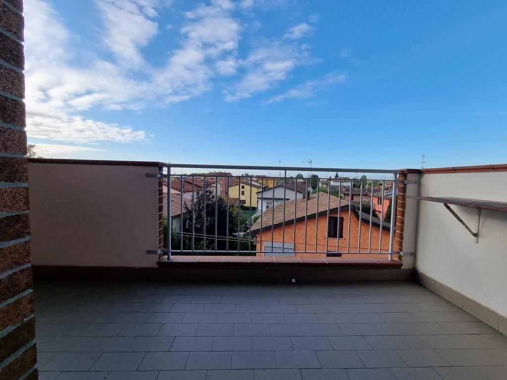 Attico / Mansarda in vendita a Soliera, 4 locali, prezzo € 148.000 | PortaleAgenzieImmobiliari.it