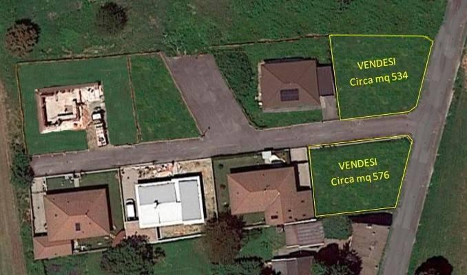 Terreno Edificabile Residenziale in vendita a Casaleggio Novara, 9999 locali, prezzo € 32.040 | PortaleAgenzieImmobiliari.it