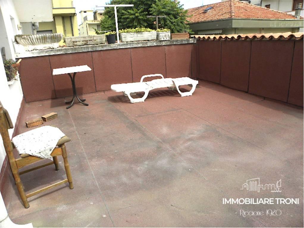 Attico / Mansarda in vendita a Riccione, 2 locali, prezzo € 250.000 | PortaleAgenzieImmobiliari.it