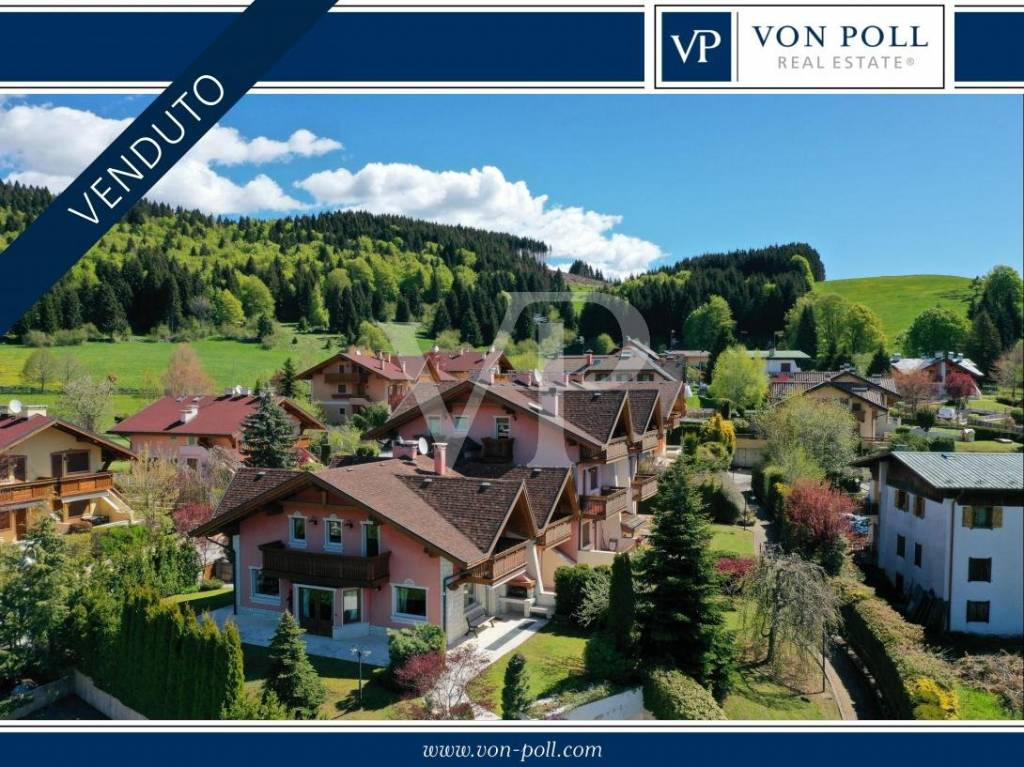 Villa a Schiera in Vendita a Asiago