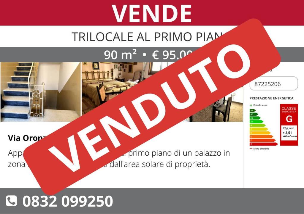 Appartamento in vendita a Lecce, 3 locali, prezzo € 95.000 | PortaleAgenzieImmobiliari.it