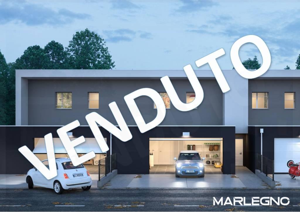 Villa in vendita a Urgnano, 4 locali, prezzo € 319.000   CambioCasa.it