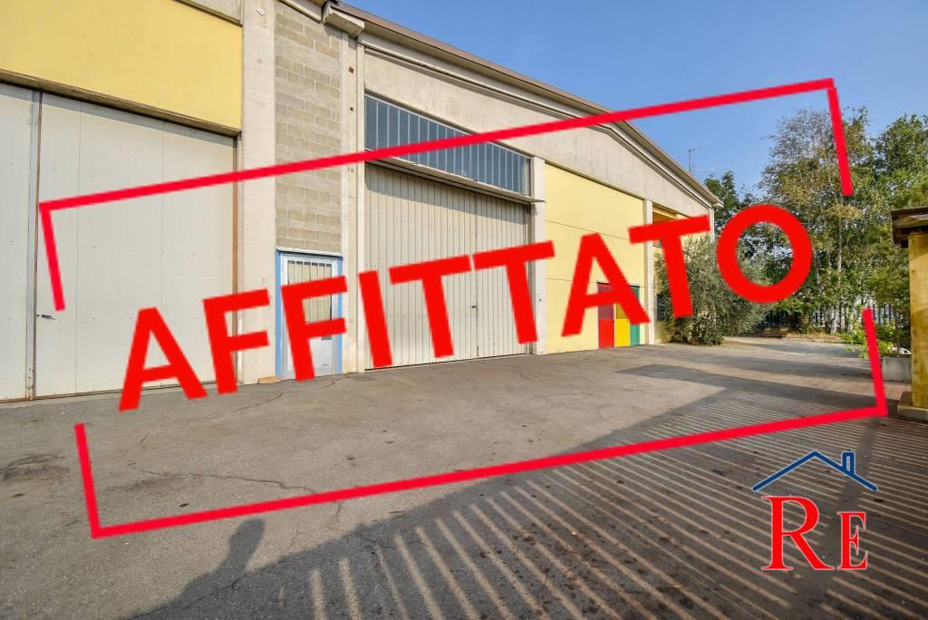 Capannone in affitto a Macello, 2 locali, prezzo € 450 | CambioCasa.it