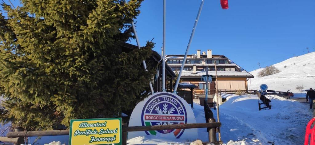 Appartamento in vendita a Bosco Chiesanuova, 3 locali, prezzo € 122.901 | CambioCasa.it