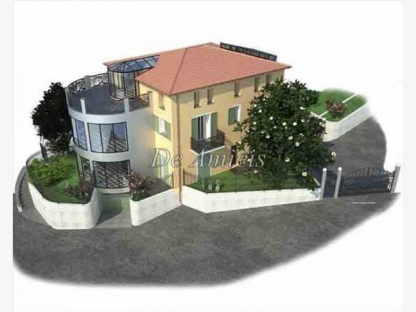 Sanremo nuovo prestigioso attico vista mare
