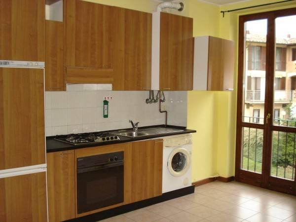 Appartamento in affitto a Pandino, 1 locali, prezzo € 290   CambioCasa.it
