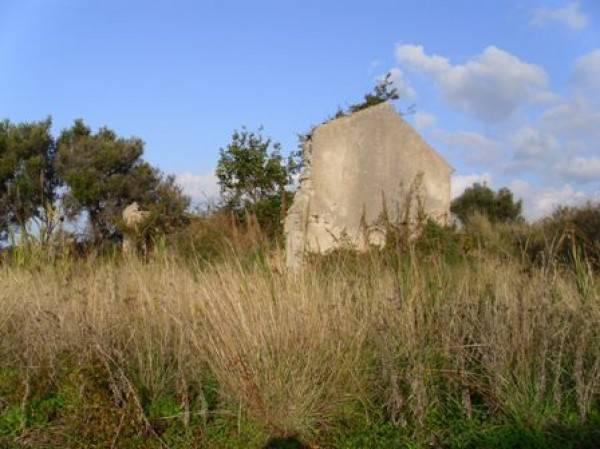 Vendiamo 20.000mq di terreno con rudere, a 4 km da Tropea
