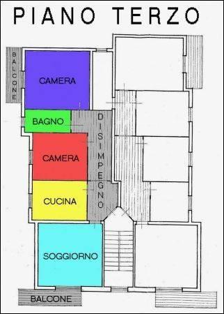 Appartamento in buone condizioni in vendita Rif. 8138276