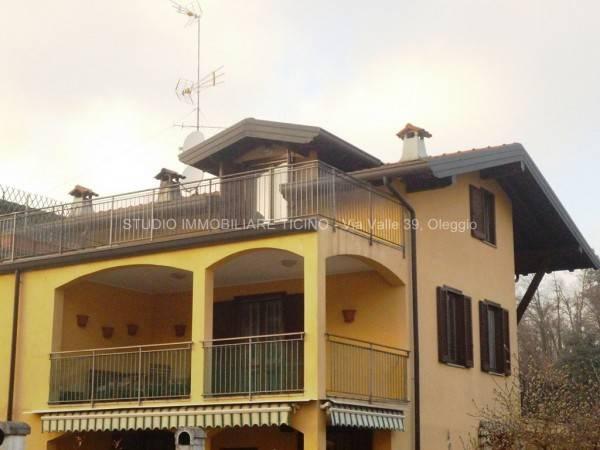 Appartamento su 2 livelli - Varallo Pombia