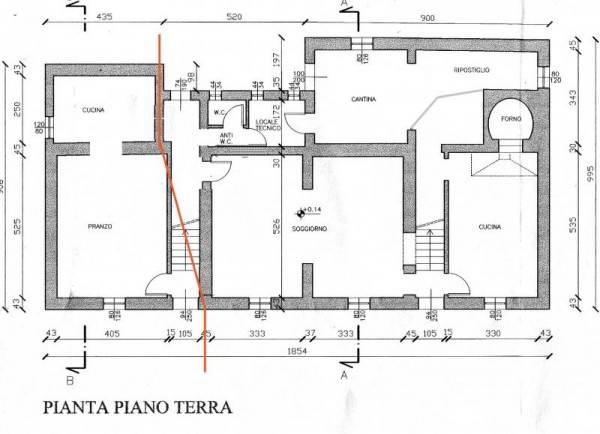 Villa in Vendita a Vicopisano: 5 locali, 700 mq