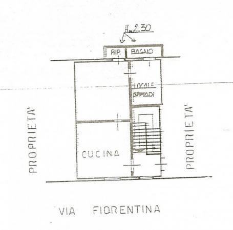 Appartamento in Vendita a Pontedera: 2 locali, 75 mq