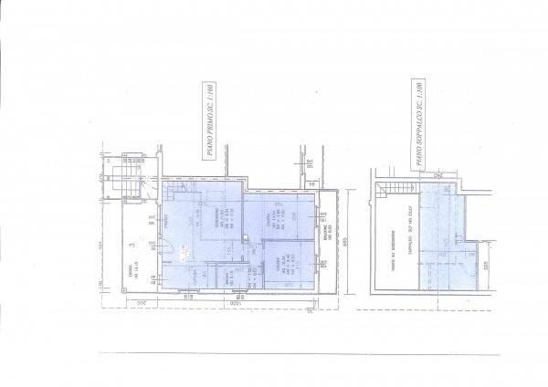 Appartamento in vendita a Concesio, 3 locali, prezzo € 275.000 | PortaleAgenzieImmobiliari.it