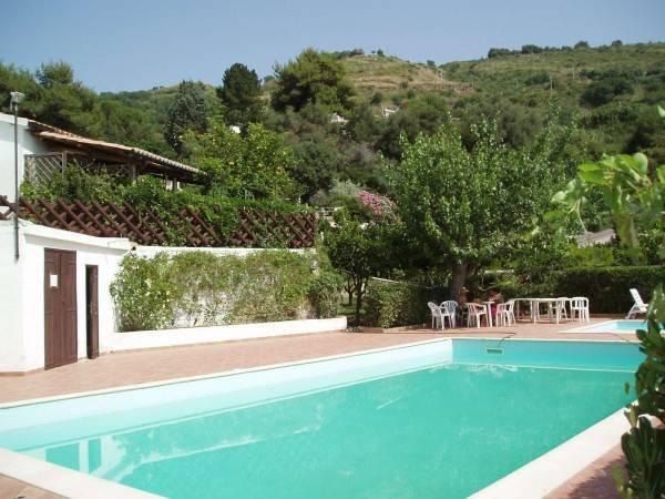 Villa a 150 mt dal mare di Zambrone