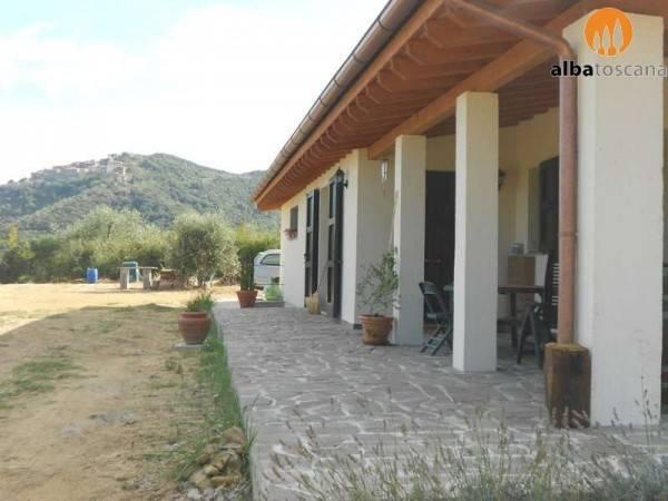 Vendesi villa di nuova costruzione con 5 ha di terreno