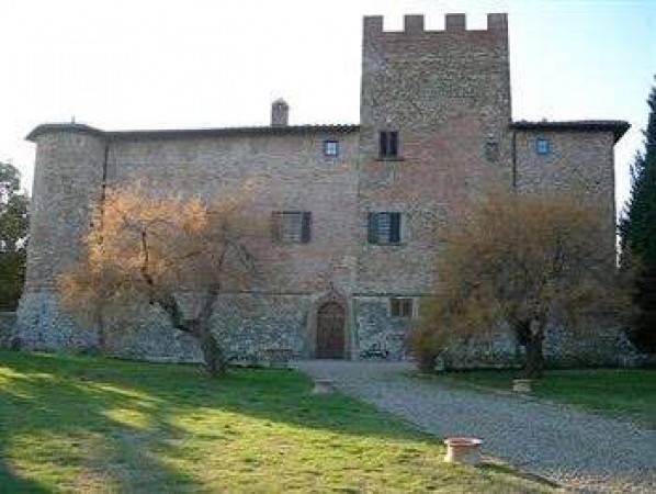 castello in vendita chianti