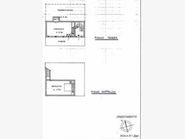 VENDESI LOCALE COMMERCIALE CON REDDITO GARANTITO Rif. 4181362