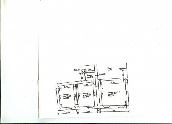 Appartamento da ristrutturare in vendita Rif. 4820861